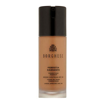 Borghese Perfetta Radiante Perfecting Makeup SPF20 05 Caffe 1.0oz / 30ml