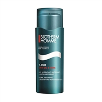 Biotherm Homme T-Pur Anti-Oil & Shine Ultra Absorbing & Mattifying Moisturizer Gel 1.69oz / 50ml
