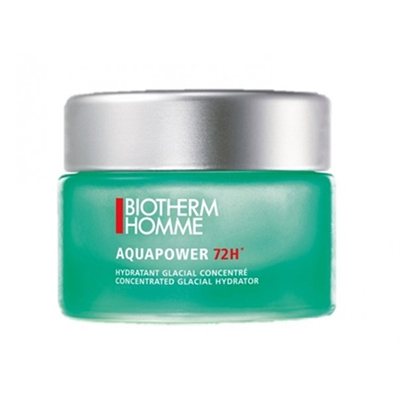 Biotherm Homme Aquapower 72H Concentrated Glacial Hydrator 1.69oz