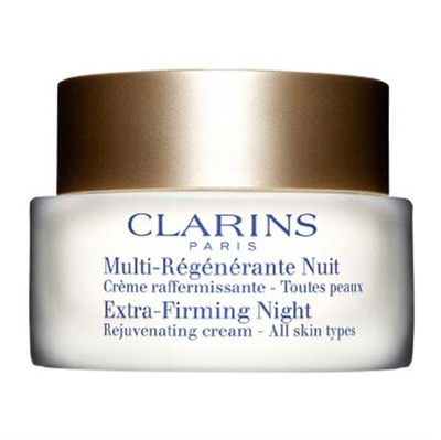 Clarins Extra Firming Night Rejuvenating Cream All Skin 1.7 oz / 50ml