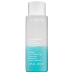 Clarins Instant Eye Make Up Remover Waterproof Heavy Make Up 4.2 oz / 125ml