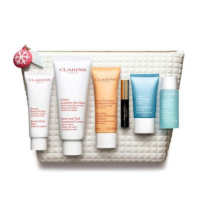 Clarins My Weekend Must-Haves 6 Piece Set