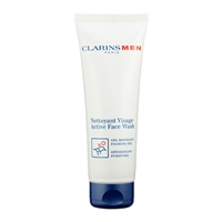Clarins Men Active Face Wash 4.2oz / 125 ml