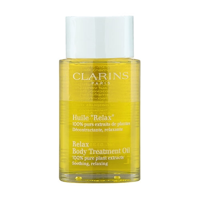 Clarins Relax Body Treatment Oil Soothing Relaxing 100ml / 3.4 oz