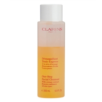 Clarins One Step Facial Cleanser with Orange Extract 6.8 oz / 200 ml