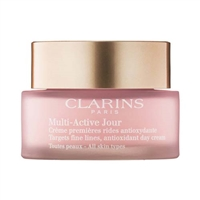 Clarins Multi-Active Antioxidant Day Cream All Skin Types 1.6oz / 50ml