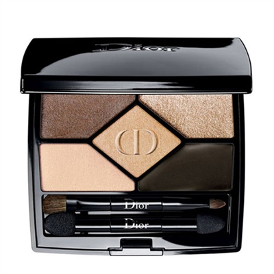Christian Dior 5 Couleurs Designer All-In-One Professional Eye Palette 708 Amber Design 0.20oz / 5.7g