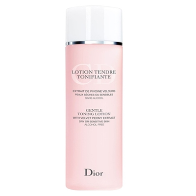 Christian Dior Gentle Toning Lotion Dry or Sensitive Skin 200ml / 6.7 oz