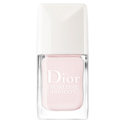 Christian Dior Diorlisse Abricot Smoothing Naill Care 800 Snow Pink 10ml / 0.33oz