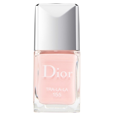 Christian Dior Vernis Gel Shine & Long Wear Nail Lacquer 155 Tra-La-La 0.33oz / 10ml