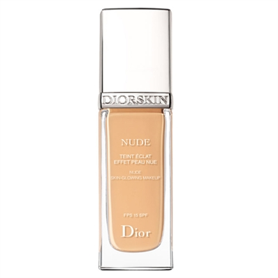 Christian Dior Diorskin Nude Skin Glowing Makeup SPF 15 031 Sand