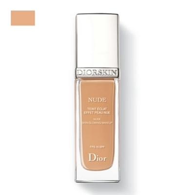 Christian Dior Diorskin Nude Skin Glowing Makeup SPF 15 032 Rosy Beige