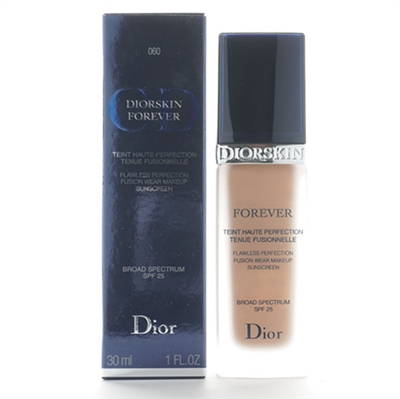 christian dior diorskin forever foundation 060 light mocha spf 25 1oz 30ml. Black Bedroom Furniture Sets. Home Design Ideas