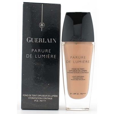 Guerlain Parure De Lumiere Light Diffusing Foundation SPF 25 04 Beige Moyen 30ml / 1oz