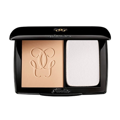 Guerlain Lingerie De Peau Nude Powder Foundation SPF20 02 Light Beige 0.35oz / 10g