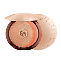Guerlain Terracotta Joli Teint Natural Healthy Glow Powder Duo 03 Natural - Brunettes 0.35oz / 10g