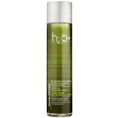 H2O Plus Marine Defense Green Tea Antioxidant Toner 6.7oz / 200ml