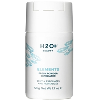 H2O Plus Elements Fresh Powder Exfoliator 1.7oz / 50g