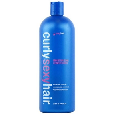 Sexy Hair Curly Sexy Hair Moisturizing Conditioner 33.8oz / 1000ml