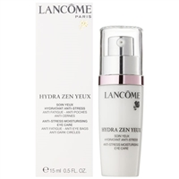 Lancome Hydra Zen Yeux Anti Stress Moisturizing Eye Care 0.5 oz / 15ml