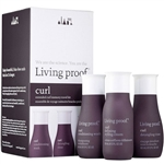 Living Proof Curl Extended Curl Memory Travel 3pc Kit