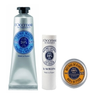 L'Occitane Hugs And Kisses 3 Piece Gift Set