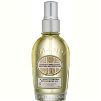 L'Occitane Amande Supple Skin Oil 3.3oz / 100ml