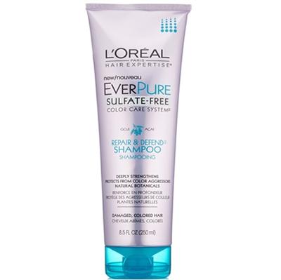 L Oreal Everpure Sulfate Free Repair Amp Defend Shampoo