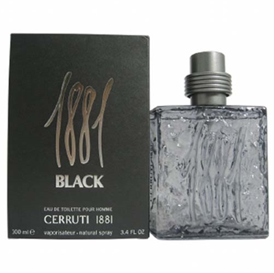 1881 black by nino cerruti for 3 4 oz eau de toilette spray