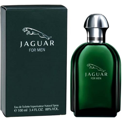 jaguar green by jaguar for men 3 4 oz eau de toilette spray. Black Bedroom Furniture Sets. Home Design Ideas