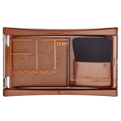 Maybelline Fit Me Bronzer Deep Bronze 0.16oz / 4.5g
