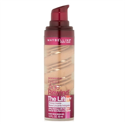 Maybelline Instant Age Rewind The Lifter Foundation Honey Beige 1.0oz / 30ml