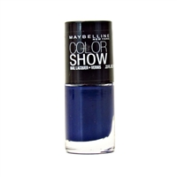 Maybelline Color Show Nail Lacquer 360 Sapphire Siren 0.23oz / 7ml
