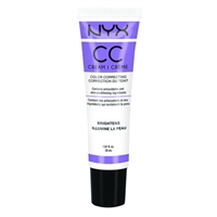 NYX CC Cream Lavender 04 Medium / Deep 1.01oz / 30ml