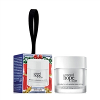 Philosophy Renewed Hope In A Jar Refreshing & Refining Moisturizer Ornament 0.5oz / 15ml