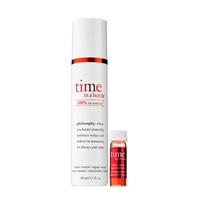 Philosophy Time In A Bottle 100% In-Control Serum 1.3oz / 40ml