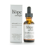 Philosophy When Hope is not Enough Facial Firming Serum 1.0 oz / 29.6ml