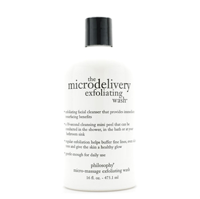 Philosophy The Microdelivery Daily Exfoliating Facial Wash 16 oz / 480ml