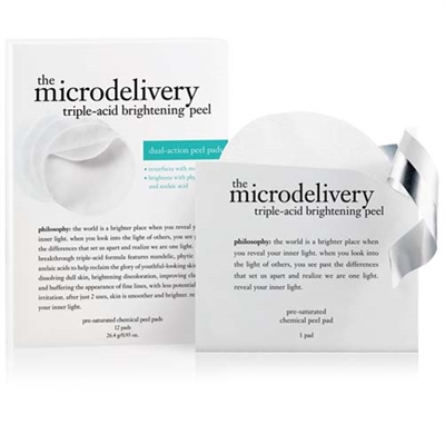 Philosophy The Microdelivery Dual-Action Peel Pads 26.4g / 0.93oz