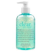 Philosophy Clear Days Ahead Oil-Free Acne Treatment Cleanser 8.0 oz / 240ml