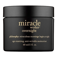 Philosophy Miracle Worker Overnight Anti Wrinkle Moisturizer 60ml / 2oz