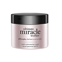 Philosophy Ultimate Miracle Worker Multi-Rejuvenating Cream SPF30 2oz / 60ml