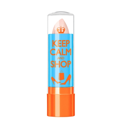 Rimmel London Keep Calm And Lip Balm 010 Clear 0.13oz / 3.7g