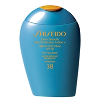 Shiseido Extra Smooth Sun Protection Lotion SPF 38 3.3 oz / 100ml