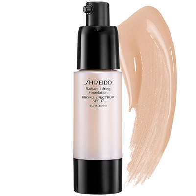 Shiseido Radiant Lifting Foundation SPF 17 O20 Natural Light Ochre 1.2 oz / 30ml