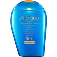 Shiseido Wetforce Ultimate Sun Protection Lotion SPF50+ 3.3oz / 100ml