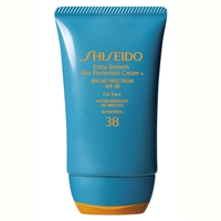 Shiseido Extra Smooth Sun Protection Cream SPF 38 2oz / 50ml