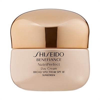 Shiseido Benefiance NutriPerfect Day Cream SPF 18 1.7 oz / 50ml