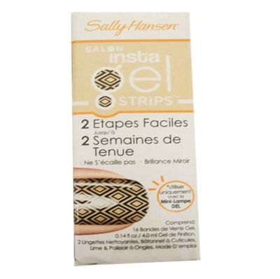 Sally Hansen Insta Gel Strips 500 Deco-Great! Kit