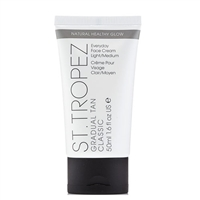 St. Tropez Gradual Tan Classic Everyday Face Cream Light / Medium 1.6oz / 50ml
